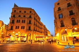 تقرير ( 1 – 3 ) من لبنان : جولة في بيروت وجبال وشلالات لبنان