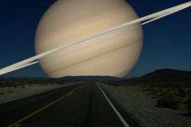 صور : ماذا لو كانت الكواكب بدلاً من القمر للأرض ؟!