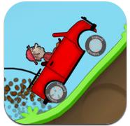 Hill Climb : لعبة سيارات ممتعة للايفون والايباد