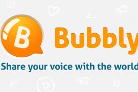 #Bubbly : برنامج تواصل اجتماعي صوتي مجاني .. و #ببلي في السعودية بفلوس !