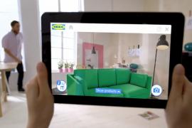 IKEA : مع برنامج الايفون يمكن مشاهدة الأثاث في منزلك قبل الشراء