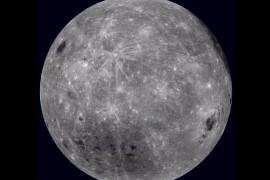 فيديو : تصوير جودة عالية من وكالة ناسا لدوران القمر حول نفسه