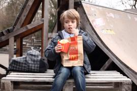 فيديو : اعلان قوي من ماكدونالدز .. ضحيته مطعم برجر كنج !