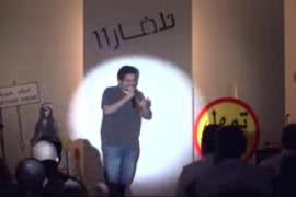 """فيديو : الكومديان """" مؤيد النفيعي """" يتكلم عن فرق تعاملنا بين المسلمين الجدد حسب جناسيهم !"""