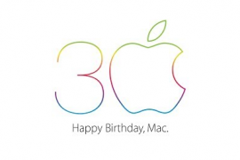 صور / فيديو : ابل تحتفل مرور 30 عام على ماكنتوش !