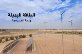 فيديو : نفط الكويت تستخدم الطاقة البديلة في إحياء الواحات الصحراوية