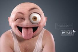 صور : تخيل لو إن ابتسامات الايفون حقيقية !