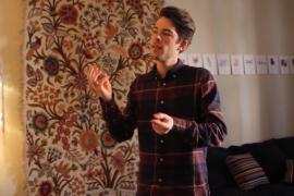 فيديو : نغمة سوبر ماريو بـ طق الاصبع !