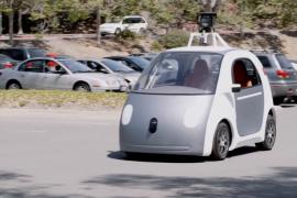 فيديو : سيارة قوقل فقط اركبها وتوصلك بنفسها