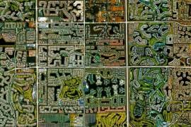 صور : نظرة رائعة من الفضاء لأشهر المدن والأماكن حول العالم
