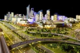 صور / فيديو : مول العالم في دبي أكبر مجمع تسوق في العالم