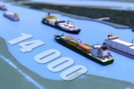 فيديو : ماذا تعرف عن مشروع توسيع قناة بنما الذي يربط المحيط الأطلسي بالمحيط الهادي