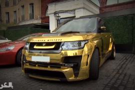 فيديو : نظرة على سيارات فاحشي الثراء من العرب في لندن
