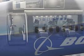 شاهد المكان المخصص لراحة طاقم طائرة بوينغ فوق المسافرين