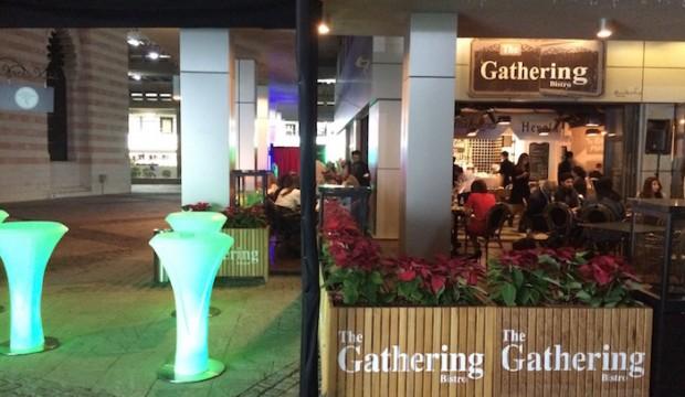 The Gathering Bistro : تجربة المنيو الجديد للمطعم