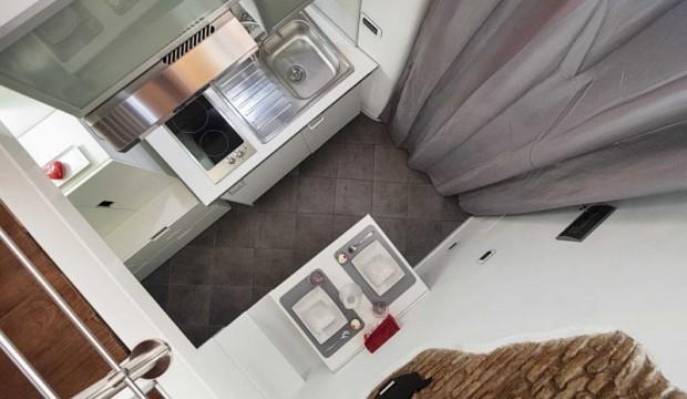 صور : شقة في روما مساحتها 7 متر مربع فقط !